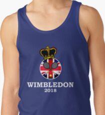 Wimbledon 2018  Tank Top