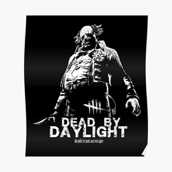 Dead by Daylight - Curtain Call Poster