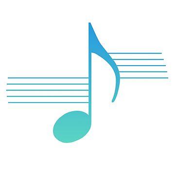 Noteflow Logo by Betamarra
