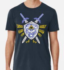 Camiseta premium Leyenda de los héroes - Zelda