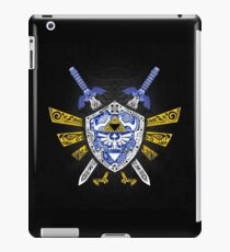 Heroes Legend - Zelda iPad Case/Skin