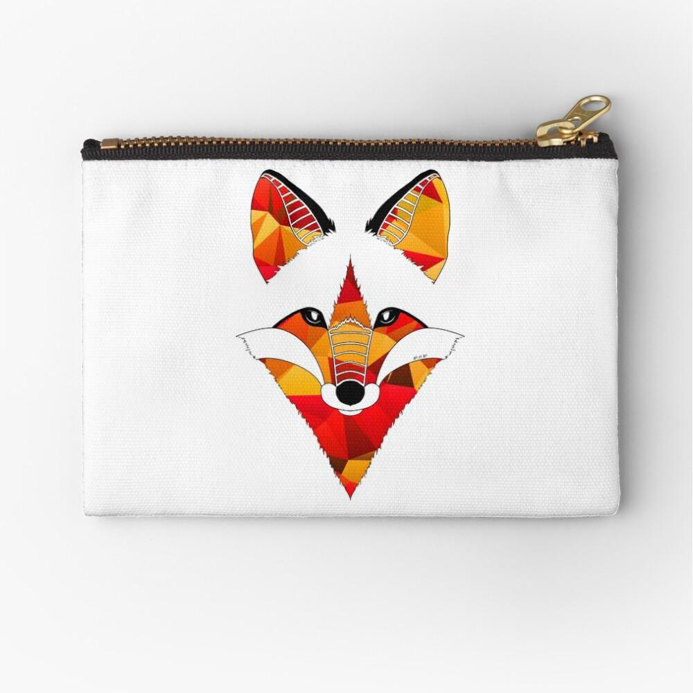 Fire Fox Bolsos de mano