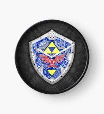 Reloj Zelda - Link Shield Doodle