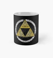 Zelda - Triforce circle Mug