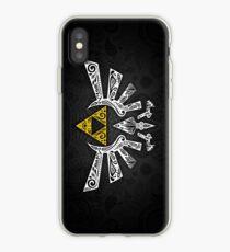 Zelda - Hyrule doodle iPhone Case