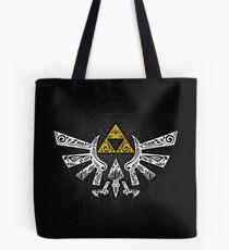 Zelda - Doodle Hyrule Bolsa de tela