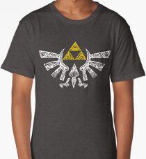 Zelda - Hyrule doodle Long T-Shirt