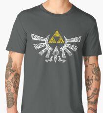 Zelda - Hyrule doodle Men's Premium T-Shirt