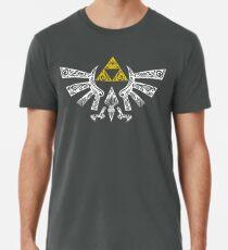 Camiseta premium para hombre Zelda - Doodle Hyrule