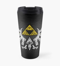 Taza de viaje Zelda - Doodle Hyrule