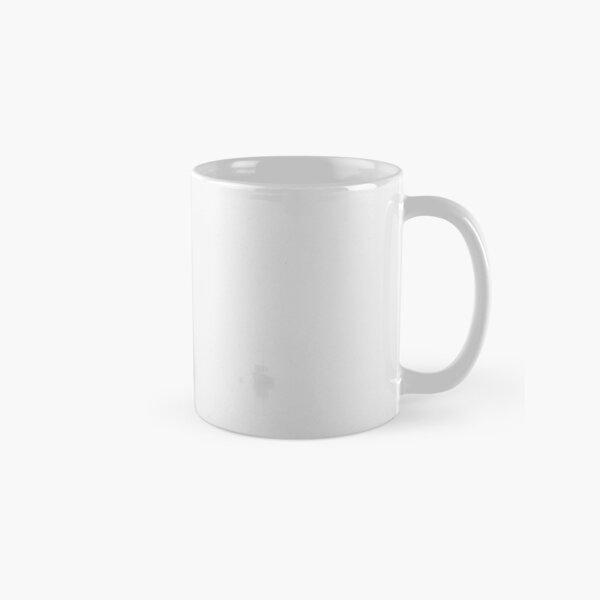Asymmetry on the water Classic Mug