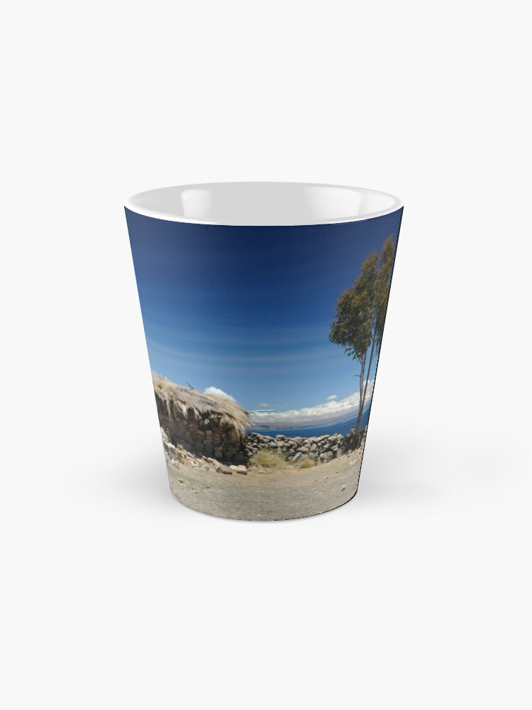 Alternate view of Room with a View Mug