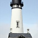 Yaquina Head Lighthouse by KirtTisdale