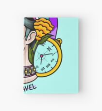 TIME-Travel Hardcover Journal