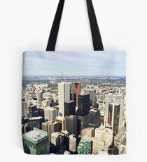 Ontario Downtown Toronto  Tote Bag