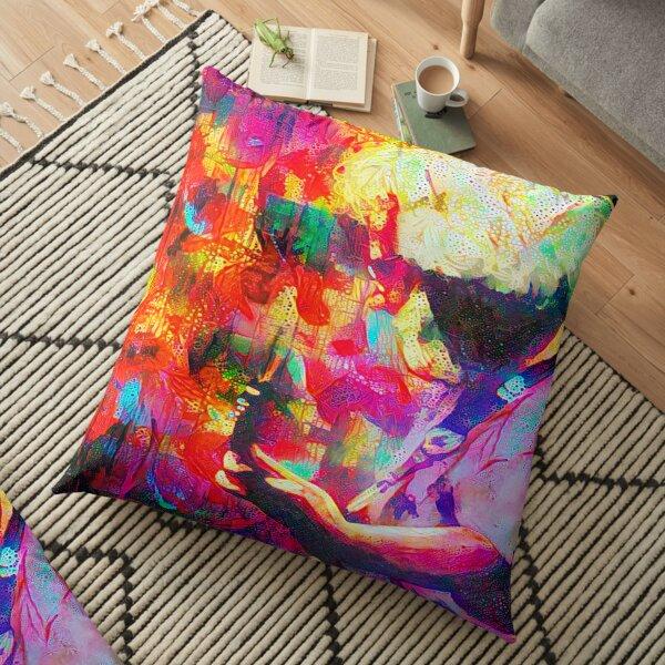 Jerome 1 Reprise Floor Pillow