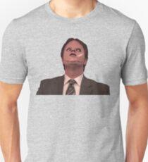 Dwight Schrute - Skin Mask Unisex T-Shirt