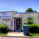 Abandoned Closed Unisex Store in Marion by TJ Baccari Photography