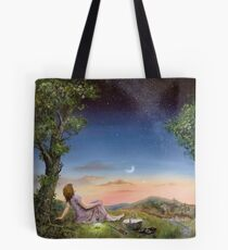 The Astronomy picnic Tote Bag