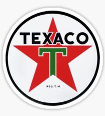 Texaco retro Sticker