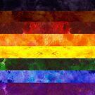 Inclusive Pride Digital Quilt by TigerTorreArt
