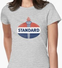 Standard Oil Women's Fitted T-Shirt