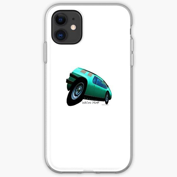 Imaginative Extreme Car Art iPhone Soft Case