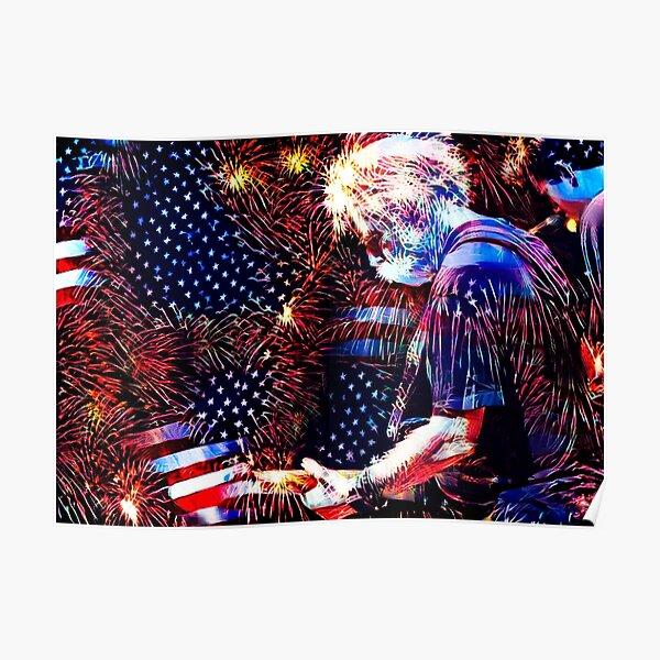 Bob Weir 7 Poster