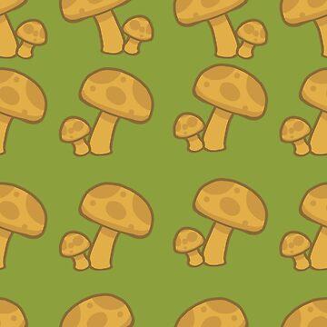 Fungi Friends by HungryRam45