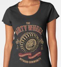 The Dirty Wheel Women's Premium T-Shirt