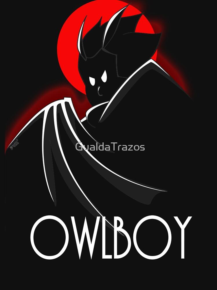 Owlboy de GualdaTrazos