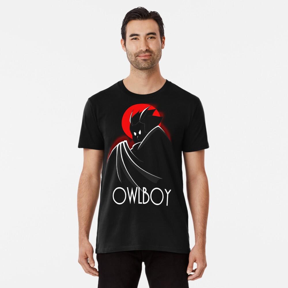 Owlboy Camiseta premium