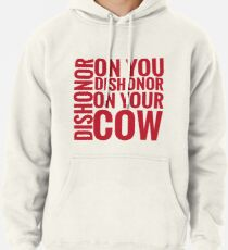 DISHONOR! Pullover Hoodie