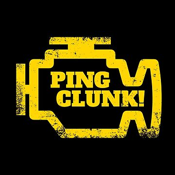 Check Engine Ping Clunk by DOODL