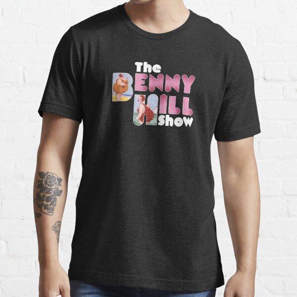 Benny Hill logo (propre) T-shirt essentiel