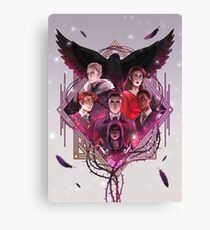 Six of Crows Canvas Print