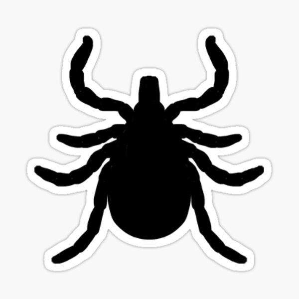 Ticks! Sticker