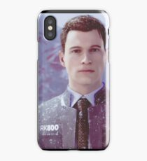 Detroit: Become Human / Connor iPhone Case