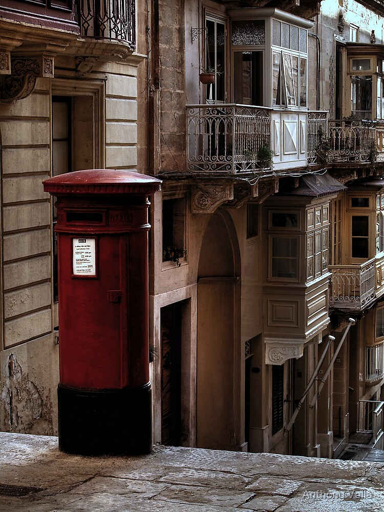 The Mail Box by Anthony Vella
