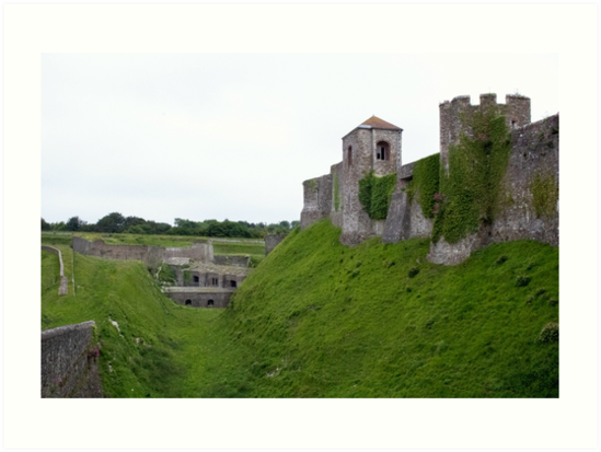 Dover Castle by ZoraMarie