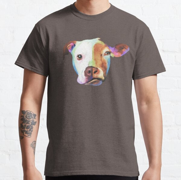 Vegan Perspective - Cow/Dog Classic T-Shirt