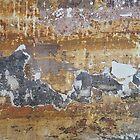 Old grunge wall by BattaAnastasia