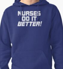 Nurses Do It Better T Shirt Robert Plant  Pullover Hoodie