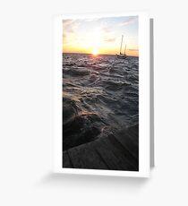 Fire Island Greeting Card