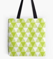 Pantone Lime Punch Tote Bag