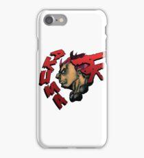 AKUMA STREET FIGHTER iPhone Case/Skin