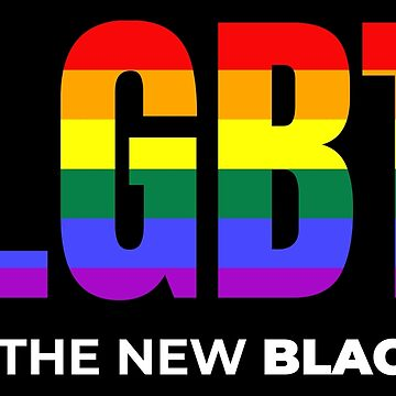 LGBT is the new BLACK by radvas