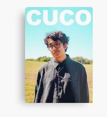 CUCO Metal Print