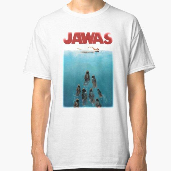 Funny Jawas Tshirt REMASTERED  Classic T-Shirt