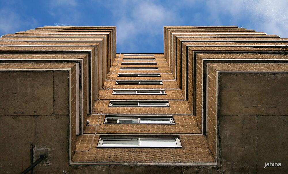 Block of Flats by jahina